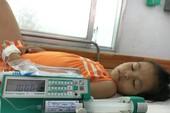 Trẻ nhập viện vì sốt rét tiếp tục tăng