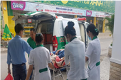 Báo động đỏ cứu cô gái thai ngoài tử cung bị vỡ nguy kịch