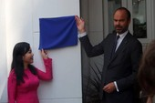 Thủ tướng Pháp dự khai trương Trung tâm Y tế Pháp tại TP.HCM