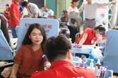 TP.HCM cần 13.000 người hiến máu cấp cứu dịp Tết