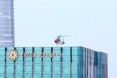 Đưa đón khách đi Tân Sơn Nhất bằng trực thăng