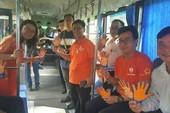 TP.HCM ra mắt 26 xe buýt màu cam