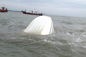 Tìm thấy thi thể ngư dân mất tích ở biển Cửa Đại