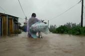 Quảng Nam ngập nặng sau bão số 12