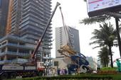 Đà Nẵng: Đội mưa gió khắc phục hậu quả bão số 12