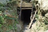 Quảng Nam cấp phép khai thác hàng loạt hầm vàng