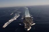 Lên kế hoạch bảo vệ tàu sân bay USS Carl Vinson