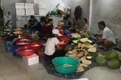 Cảnh sát kinh tế ập vào kiểm tra cơ sở chế biến chè ở Đà Nẵng