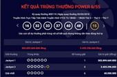 Giải Jackpot hơn 300 tỉ đã có chủ nhân: Vé phát hành ở Hà Nội