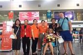Nữ hành khách khiến chuyến bay quay đầu cấp cứu được xuất viện
