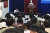 Đà Nẵng họp lực lượng Quy tắc đô thị sau lá thư của học sinh