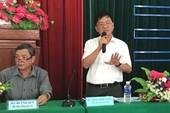 Chủ tịch tỉnh Quảng Ngãi đối thoại với dân về nhà máy rác