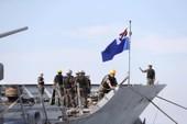 Khu trục hạm Hàn Quốc mang tên lửa hành trình tới Đà Nẵng