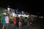 Phiên chợ hàng Việt với công nhân tại Cần Thơ
