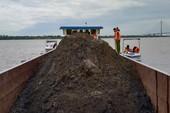 Cần Thơ, phát hiện hàng trăm khối cát không rõ nguồn gốc