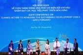 ASEM: Nhiều giải pháp ứng phó hiệu quả với biến đổi khí hậu
