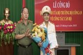 Đại tá Nguyễn Trọng Dũng làm phó giám đốc Công an Vĩnh Long