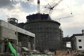 Các công nhân bị nạn ở Nhiệt điện Sông Hậu 1 đã thoát hiểm