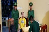 Biên phòng Hà Tiên bắt giữ kẻ bị truy nã trốn qua biên giới