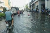 Lũ về kết hợp triều cường, ĐBSCL có nguy cơ ngập lụt