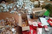 Tiêu hủy gần 4.000 bánh trung thu không rõ nguồn gốc