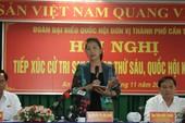 Chủ tịch QH: Xem xét chính sách cho người đóng BHYT liên tục