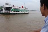 Những chuyến phà cuối năm qua phà Bình Khánh