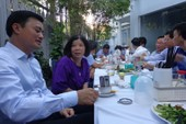 Cà phê sáng thú vị của giám đốc Sở GTVT TP.HCM