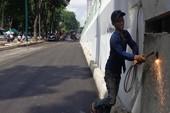 Xe dưới 10 tấn được qua cầu vượt Nguyễn Thái Sơn
