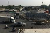 Phóng sự ảnh: Sắp thông xe hàng loạt cầu vượt, hầm chui