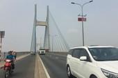 Xe qua cầu Phú Mỹ bị bắn tốc độ ra sao?