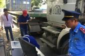 TP.HCM kiểm tra gắt khói xe tải, xe buýt