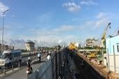 Hoàn thành mở rộng cầu Nguyễn Tri Phương trước Tết 2019