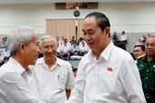 Cử tri TP.HCM bày tỏ nỗi lo lắng nhất với Chủ tịch nước
