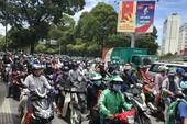 CSGT TP.HCM: Không để ùn tắc, mất an toàn giao thông dịp 2-9