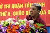 Cử tri Tân Bình đồng tình việc mở rộng sân bay Tân Sơn Nhất