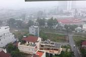 TP.HCM mưa khủng khiếp, kèm gió giật sau bão số 9