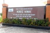 Bà Rịa-Vũng Tàu: Xử phạt KBEC VINA gần 700 triệu đồng