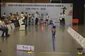 120 VĐV châu Á về Vũng Tàu thi trượt Patin