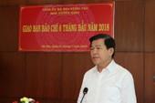 UBKT tỉnh xem lại việc kỷ luật vụ giao sai đất ở Côn Đảo
