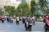 TP.HCM: Cấm xe đi vào đường Nguyễn Huệ dịp lễ 30-4