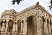Chùm ảnh: Biệt thự cổ hơn 100 tuổi bị đập bỏ ở TP.HCM