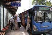 Cận cảnh trạm điều hành xe buýt hơn 8 tỉ ở TP.HCM