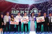 Ấn tượng lễ trao giải Fair Play 2017