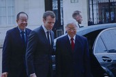 Ấn tượng 45 năm quan hệ ngoại giao Việt-Pháp qua ảnh