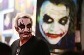 TP.HCM: Đông nghẹt người trong đêm Halloween ở phố Tây