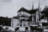 Dấu ấn kiến trúc Pháp ở Sài Gòn qua ảnh
