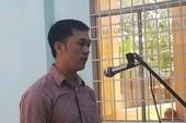 Phạt tù kẻ giả danh phóng viên lừa tiền của dân