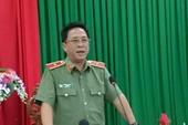 Công an tỉnh Long An họp báo vụ 'đơn xin đi tù'