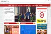 Ra mắt trang thông tin điện tử VKSND Cấp cao tại TP.HCM